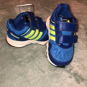 Baby Adidas shoes - NWT